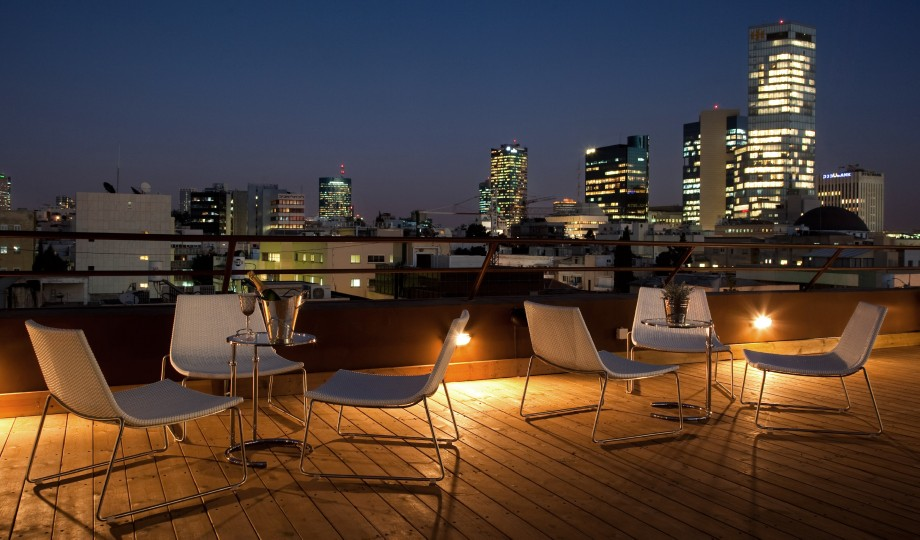 Brown tlv tel aviv israel design hotels for Design hotel tel aviv