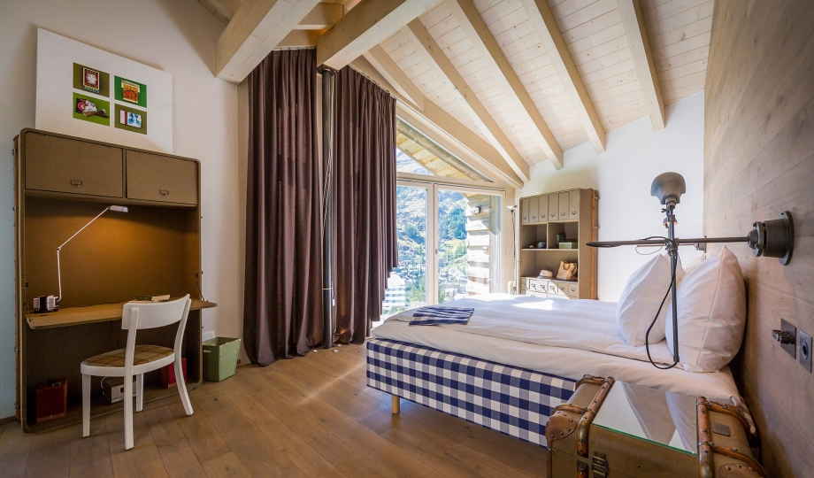 Cervo mountain boutique resort zermatt switzerland for Design boutique hotels schweiz