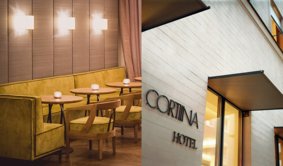 Cortiina hotel munich germany design hotels for Design hotel muenchen