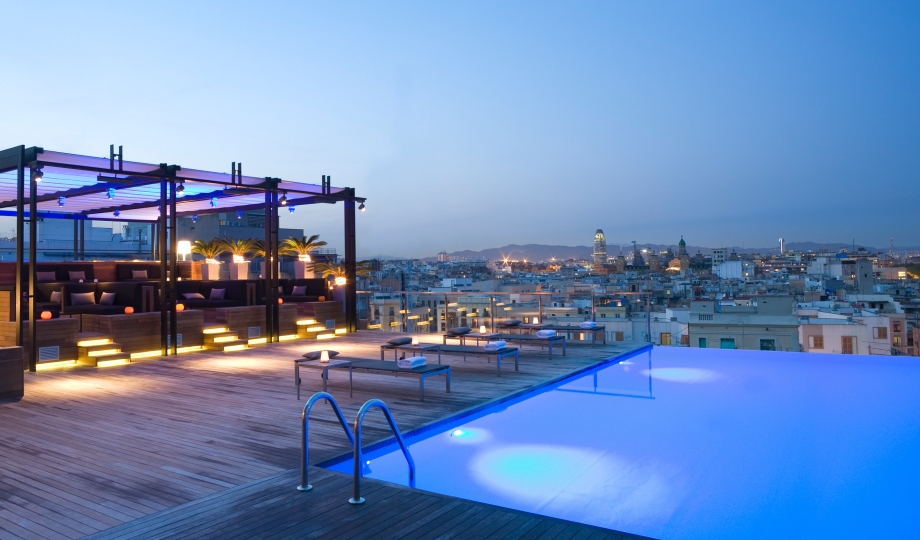 Grand hotel central for Design hotel barcelona