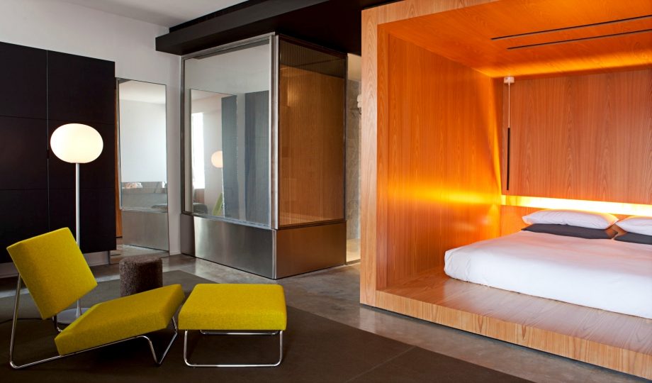 H tel americano new york city usa design hotels for 8 design hotel
