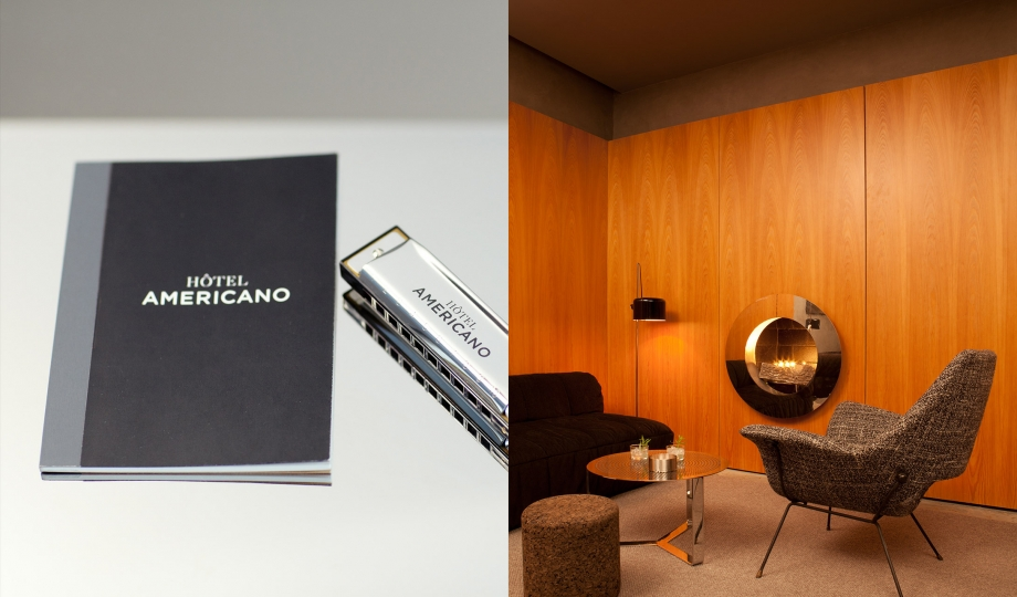 H tel americano new york city usa design hotels for Designhotel 21