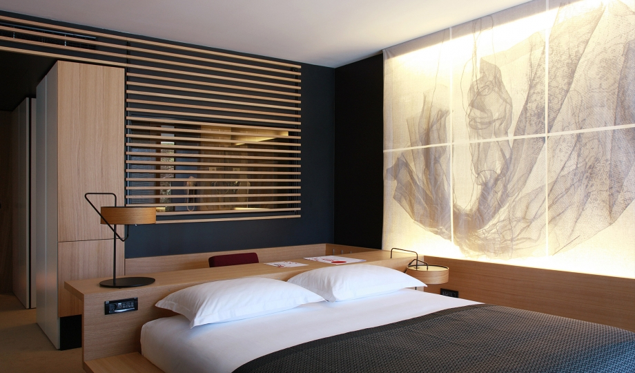 Hotel lone rovinj croatia design hotels for Hotel bedroom designs pictures
