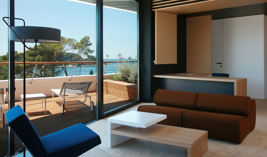 Hotel lone rovinj croatia design hotels for Design hotels
