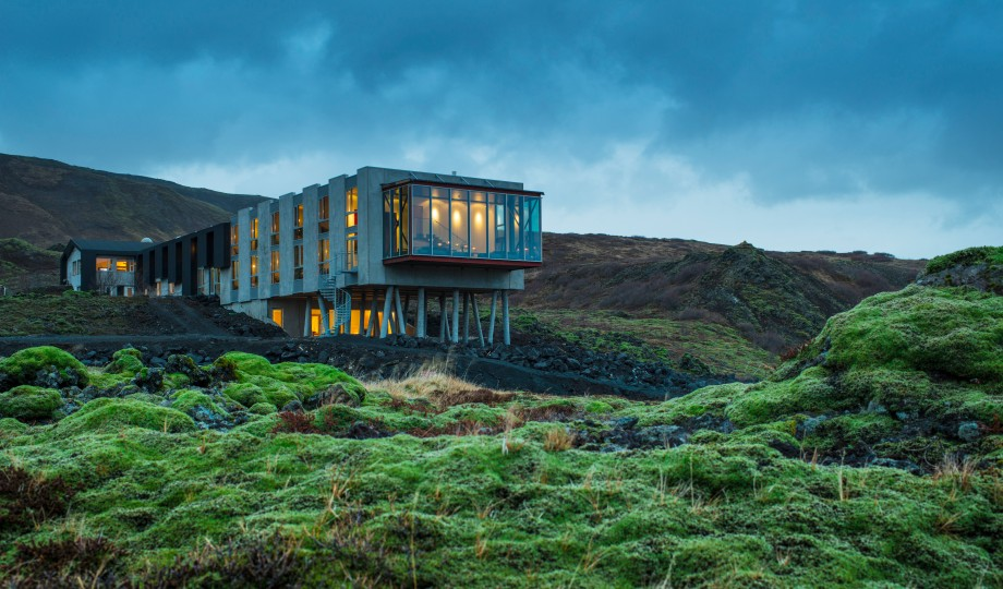 Ion adventure hotel selfoss iceland design hotels for Top 10 design hotels europe
