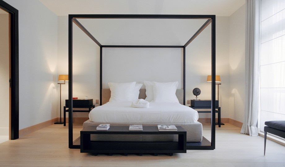La reserve paris france design hotels for Hotel design paris 6