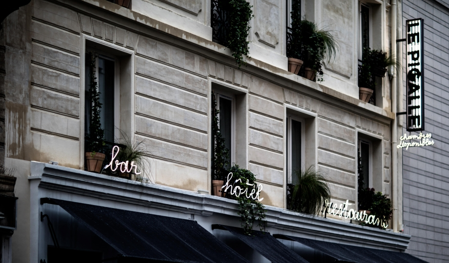 Le pigalle paris france design hotels for Design hotels france