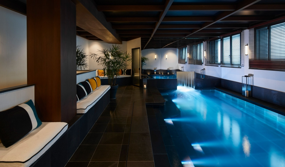 le roch hotel spa paris france design hotels