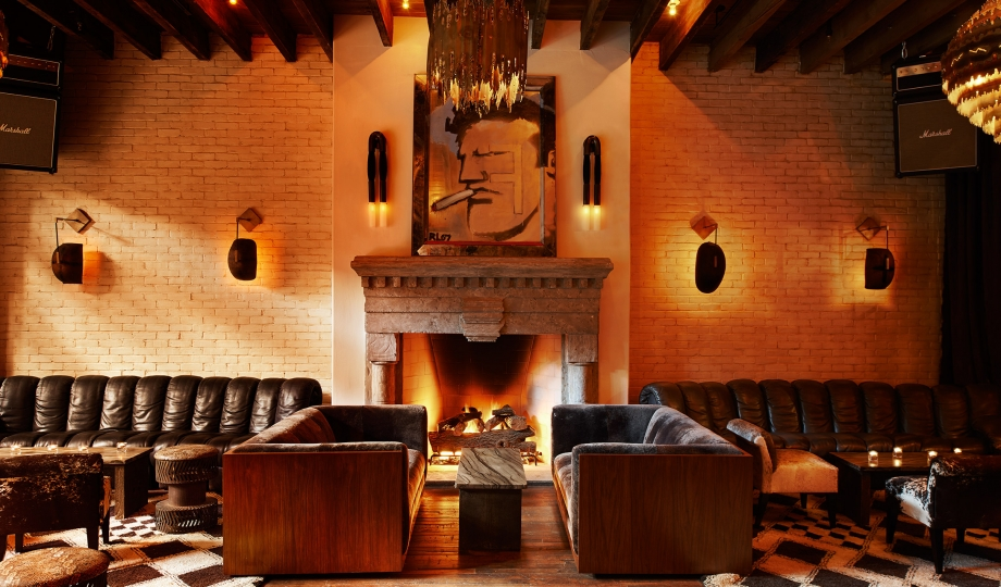 The ludlow hotel lower east side new york city usa for Design hotels wiki