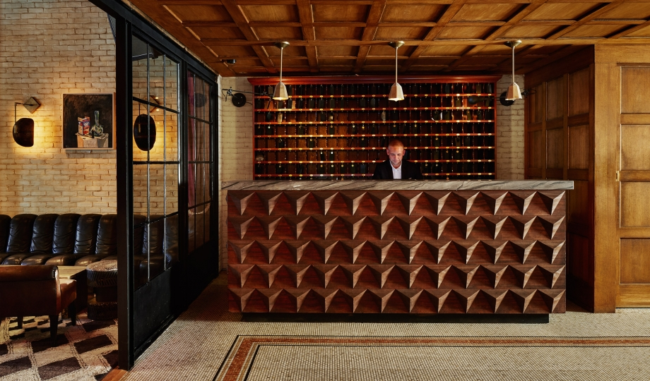 The ludlow hotel lower east side new york city usa for Design hotel sauerland am kurhaus 6 8