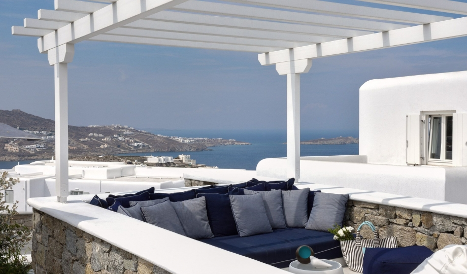 Myconian kyma mykonos greece boutique design hotels for Top design hotels mykonos