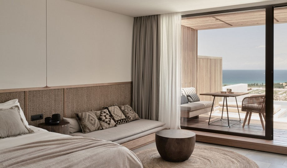 Olea All Suite Hotel Zakynthos Island Greece Design
