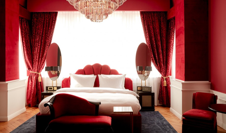 provocateur berlin germany design hotels. Black Bedroom Furniture Sets. Home Design Ideas