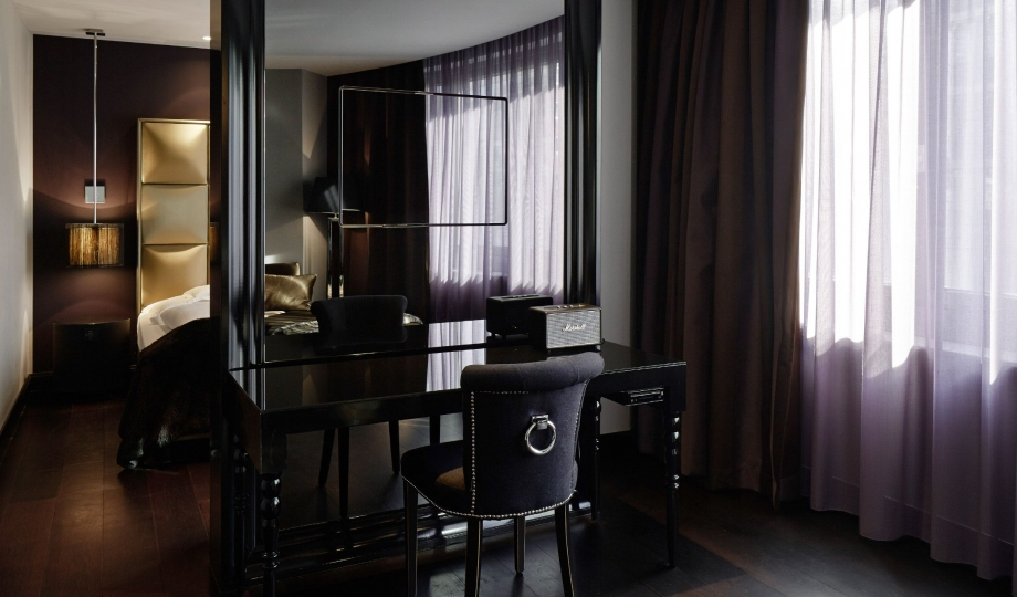 roomers frankfurt germany design hotels. Black Bedroom Furniture Sets. Home Design Ideas