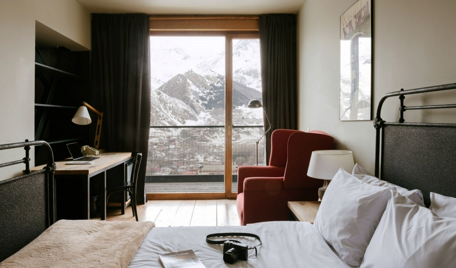 Rooms Hotel Kazbegi Stepantsminda Georgia Design Hotels