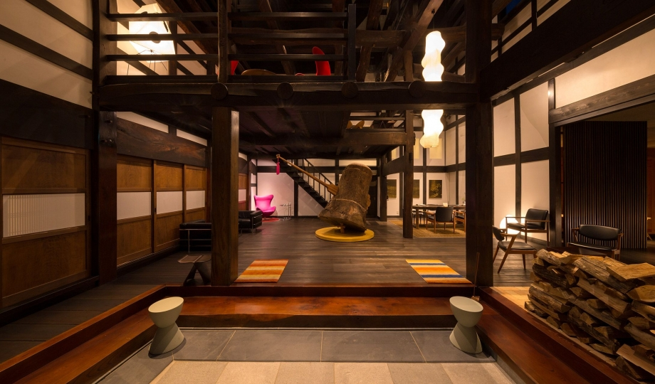 Satoyama jujo hotel minami uonuma japan boutique for Design hotel japan