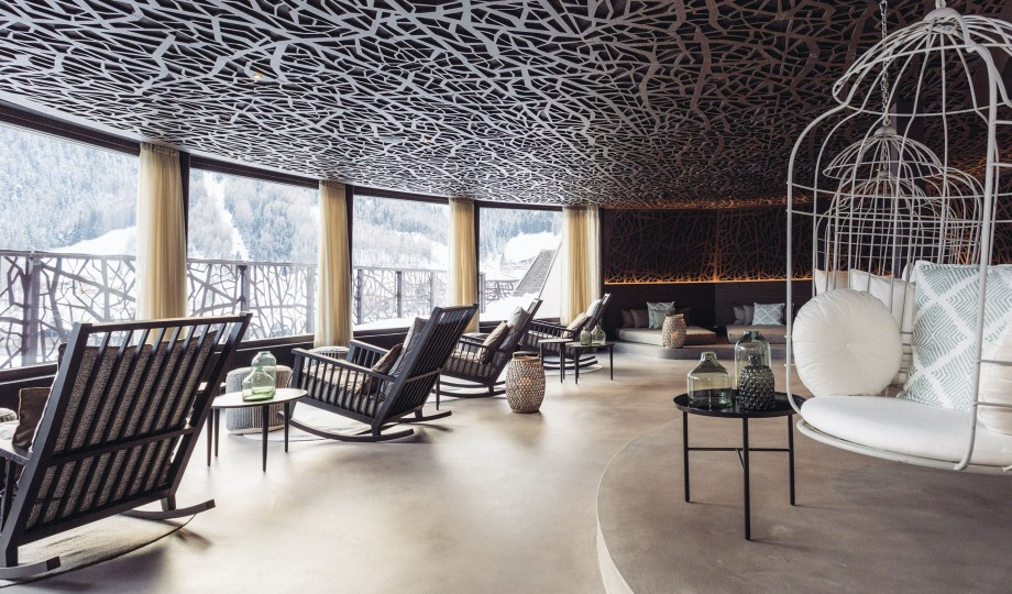 Silena the soulful hotel vals south tyrol italy for Design hotel vals