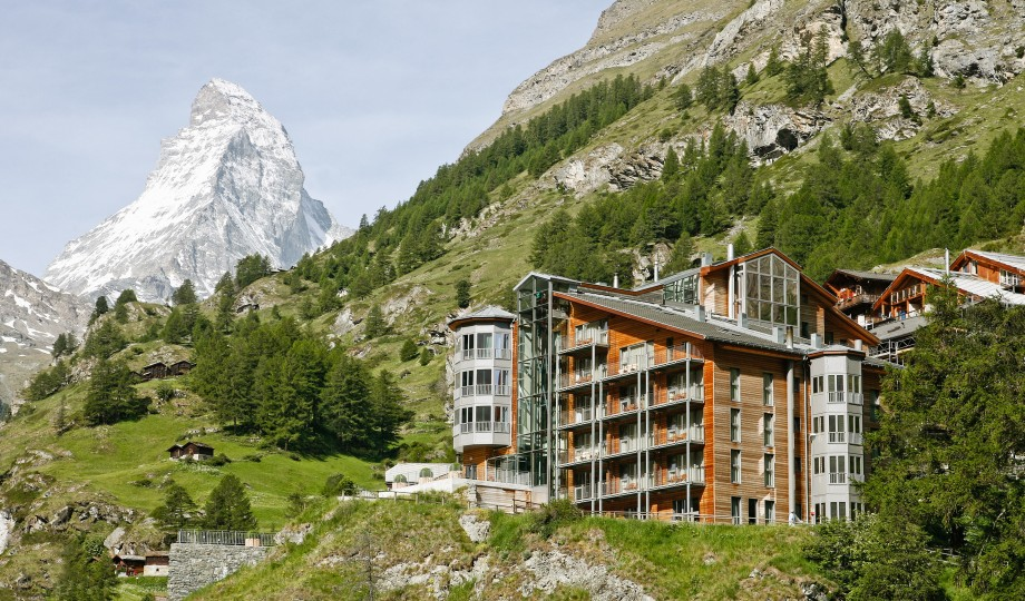 The omnia zermatt switzerland design hotels for Hotel design schweiz