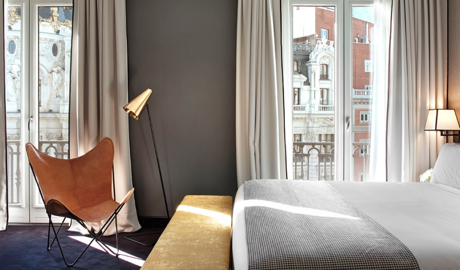 The Principal Madrid Spain Design Hotels