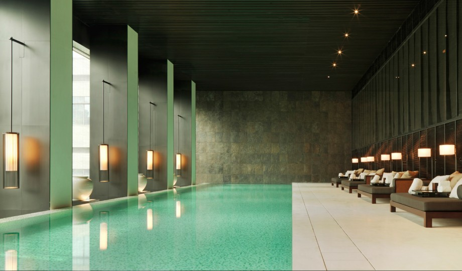 the puli hotel spa shanghai china design hotels