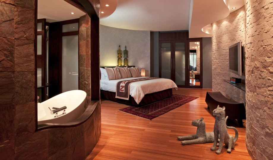 Tribe hotel nairobi kenya design hotels for Bathroom designs kenya