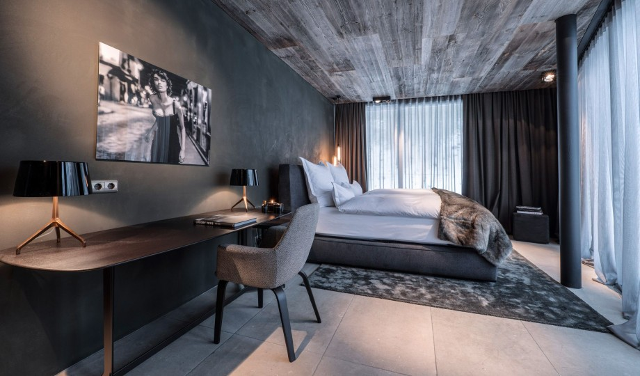 Hotel zhero ischgl kappl austria design hotels for Boutique hotel ischgl
