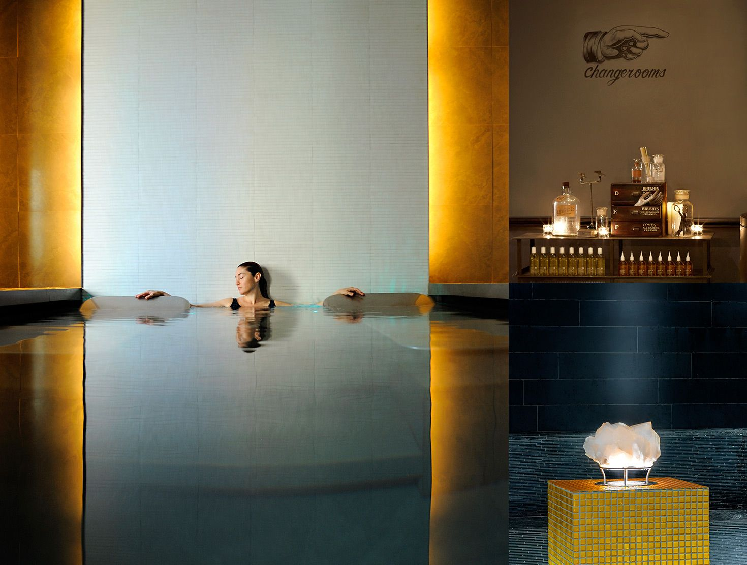 Spectacular Spa Hotels