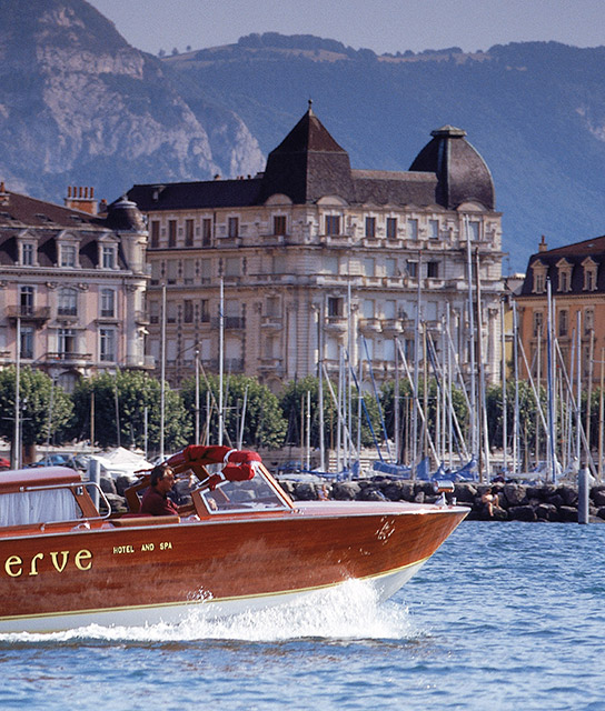 Geneva boutique luxury hotels design hotels for Boutique hotel suisse