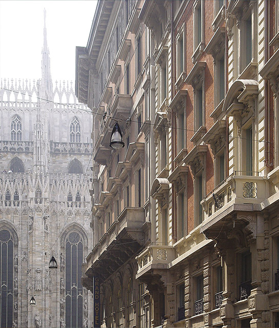 Milan Italy Design Hotels�