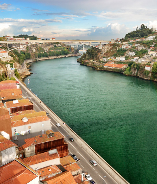 Porto Portugal Desination capital travel Design Hotels�