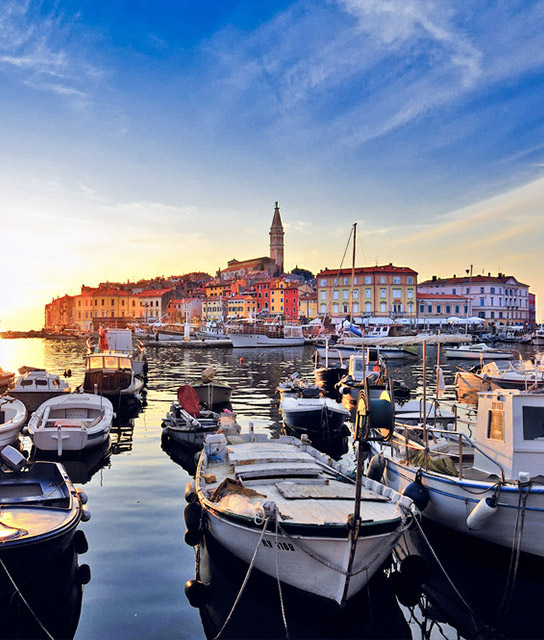 Rovinj Boutique & Luxury Hotels - Design Hotels™