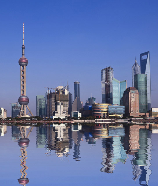 Shanghai China Design Hotels�