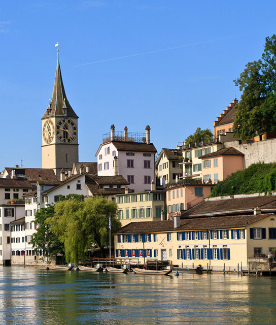 Zurich Switzerland Design Hotels�