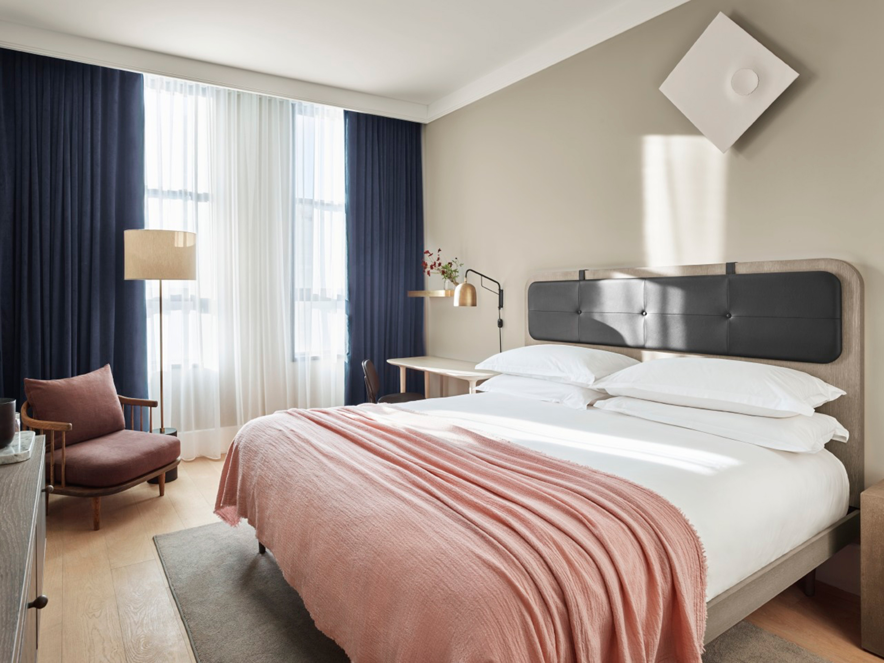 Rooms Amp Suites At 11 Howard In New York Us Design Hotels