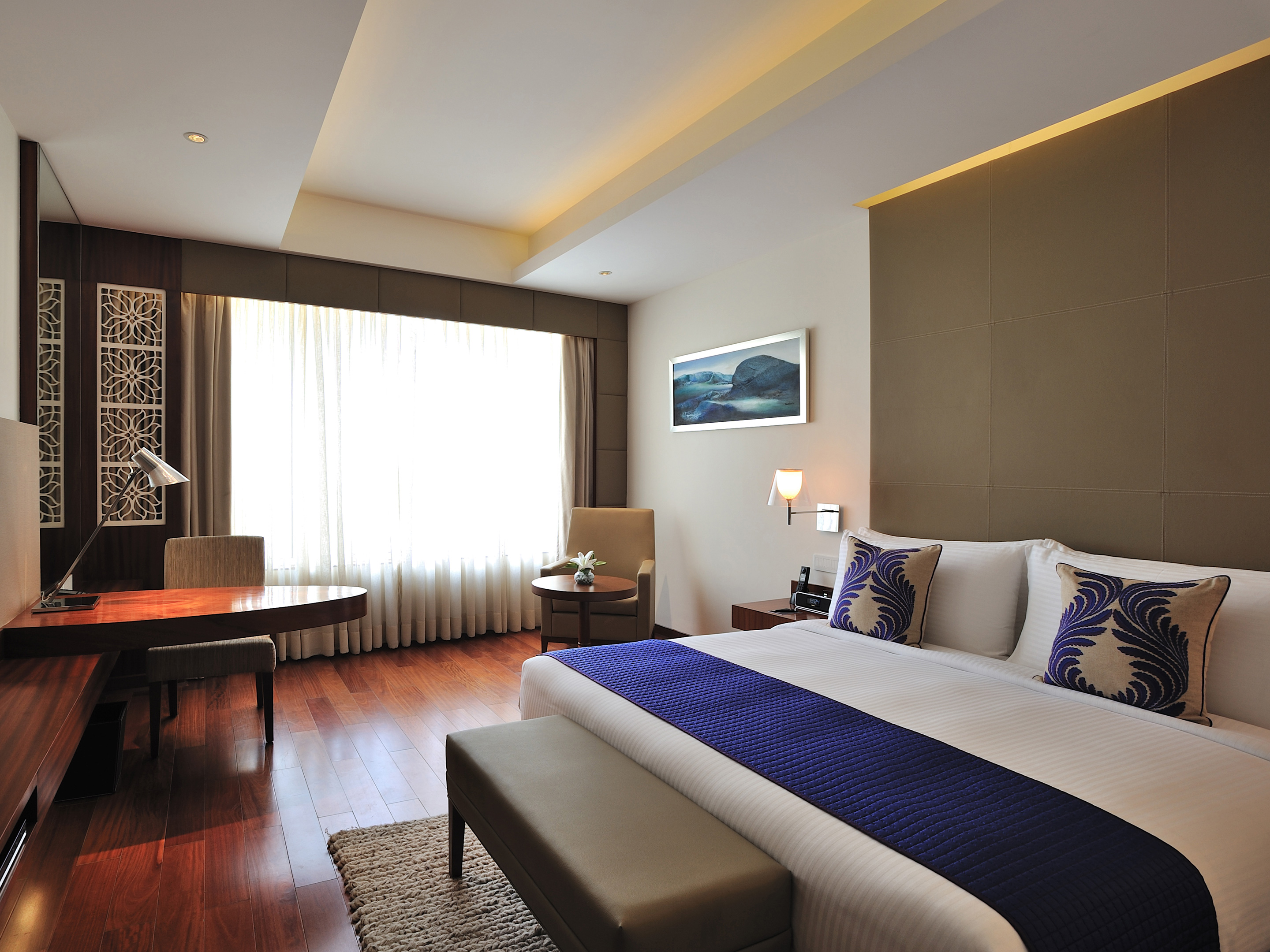 Rooms suites at anya in gurgaon india design hotels for 20 room hotel design