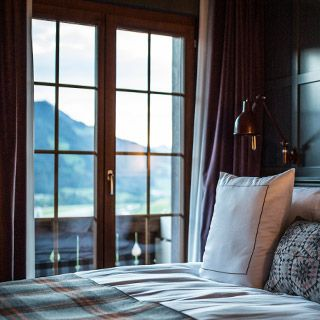 Huus Gstaad Room in Switzerland