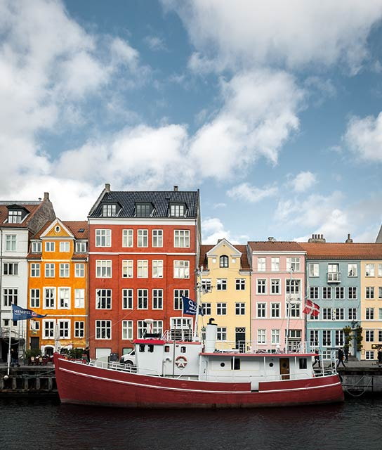Copenhagen boutique luxury hotels design hotels for Top design hotels in copenhagen