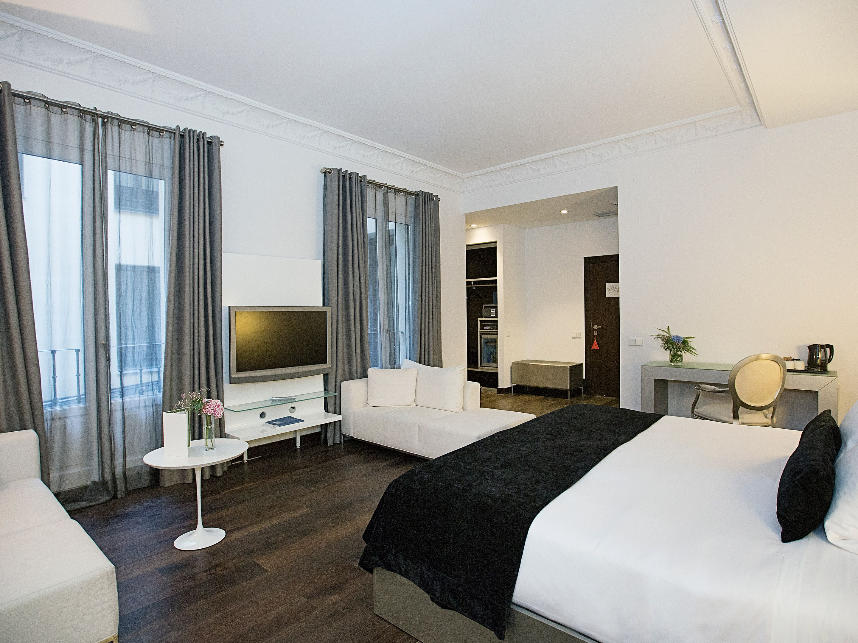 Rooms Suites At Hospes Puerta De Alcal In Madrid Spain