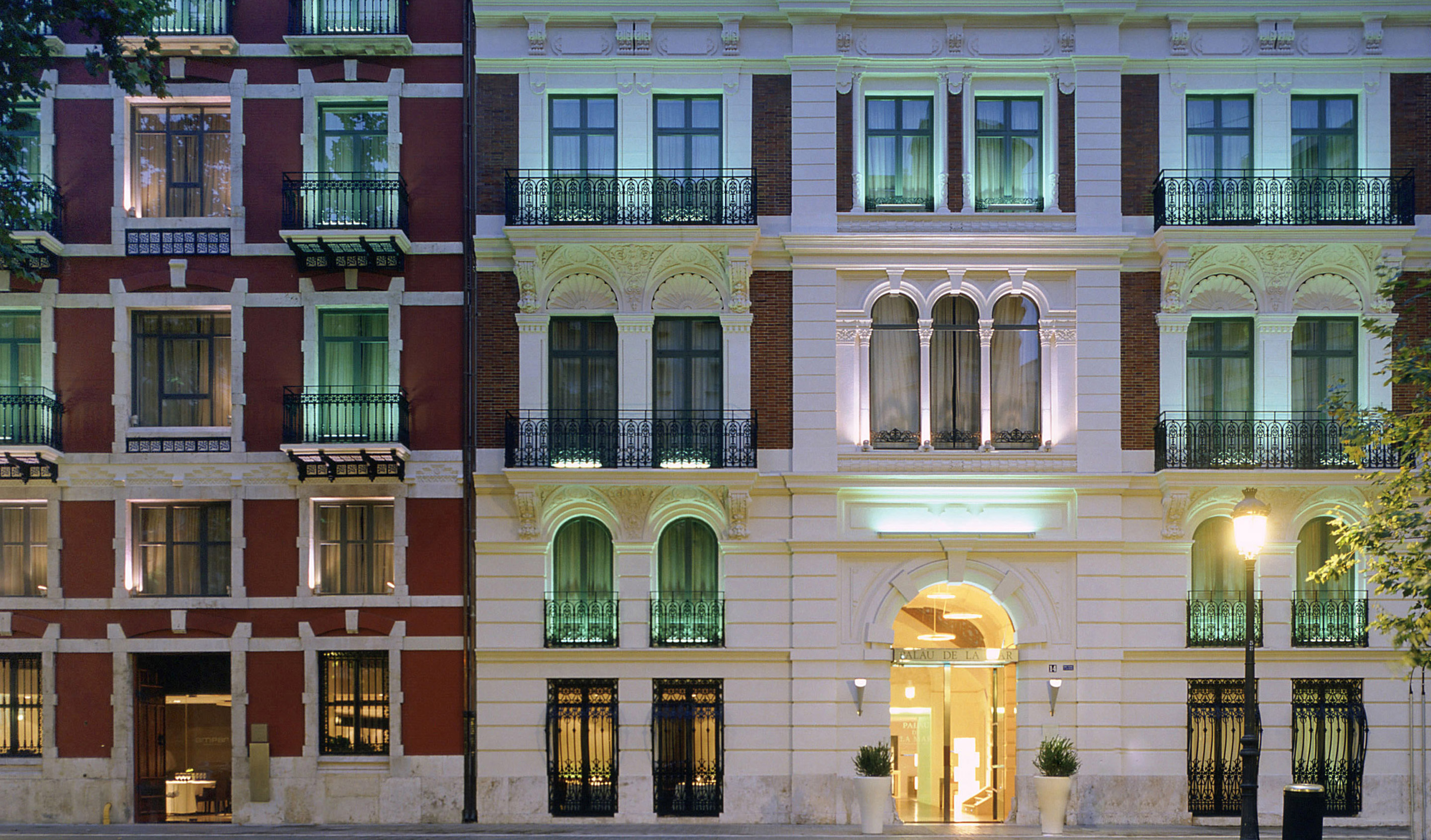 Valencia boutique luxury hotels design hotels for Designhotel q