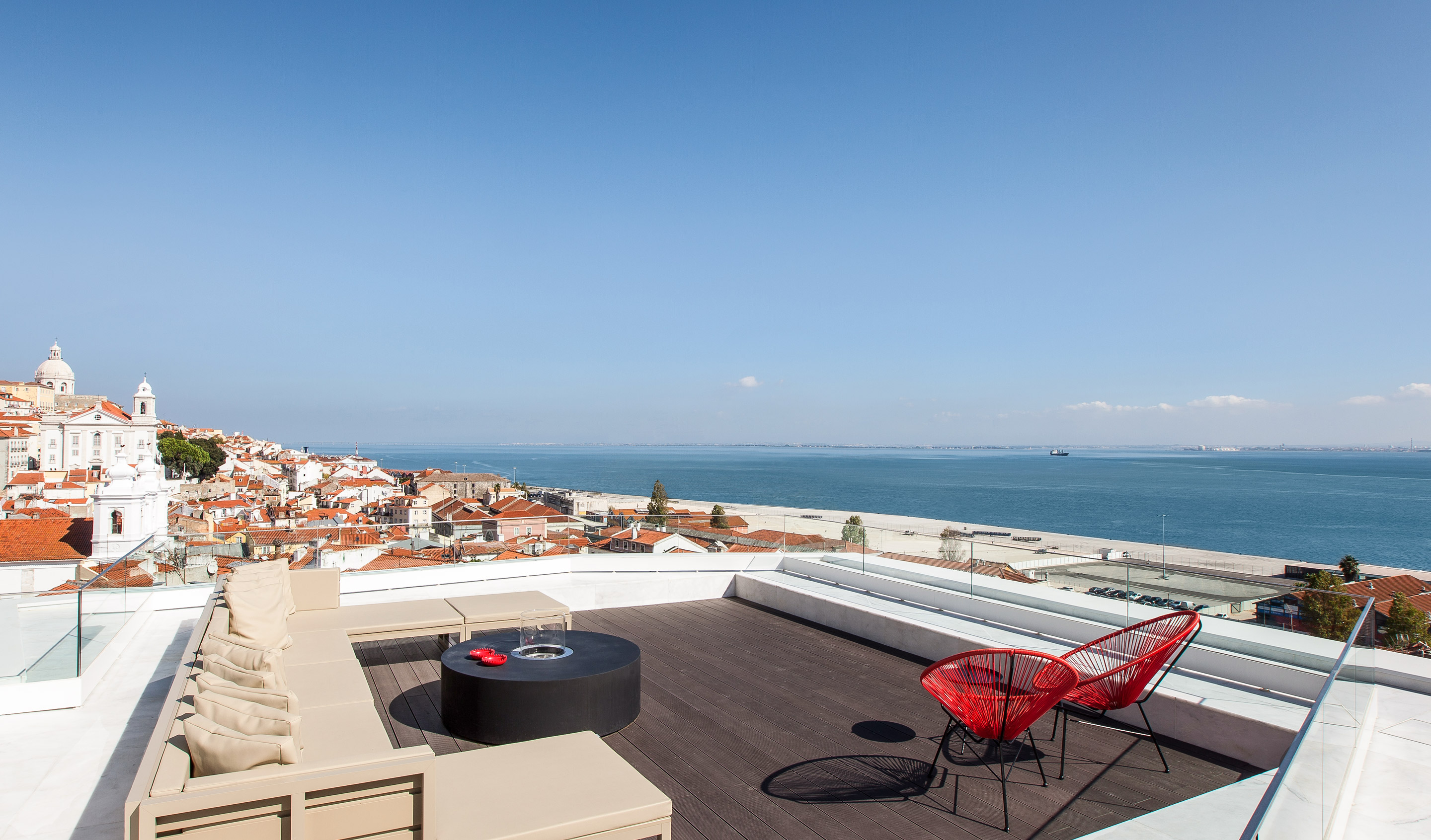 City lisbon 1 x clear all for Design boutique hotels algarve