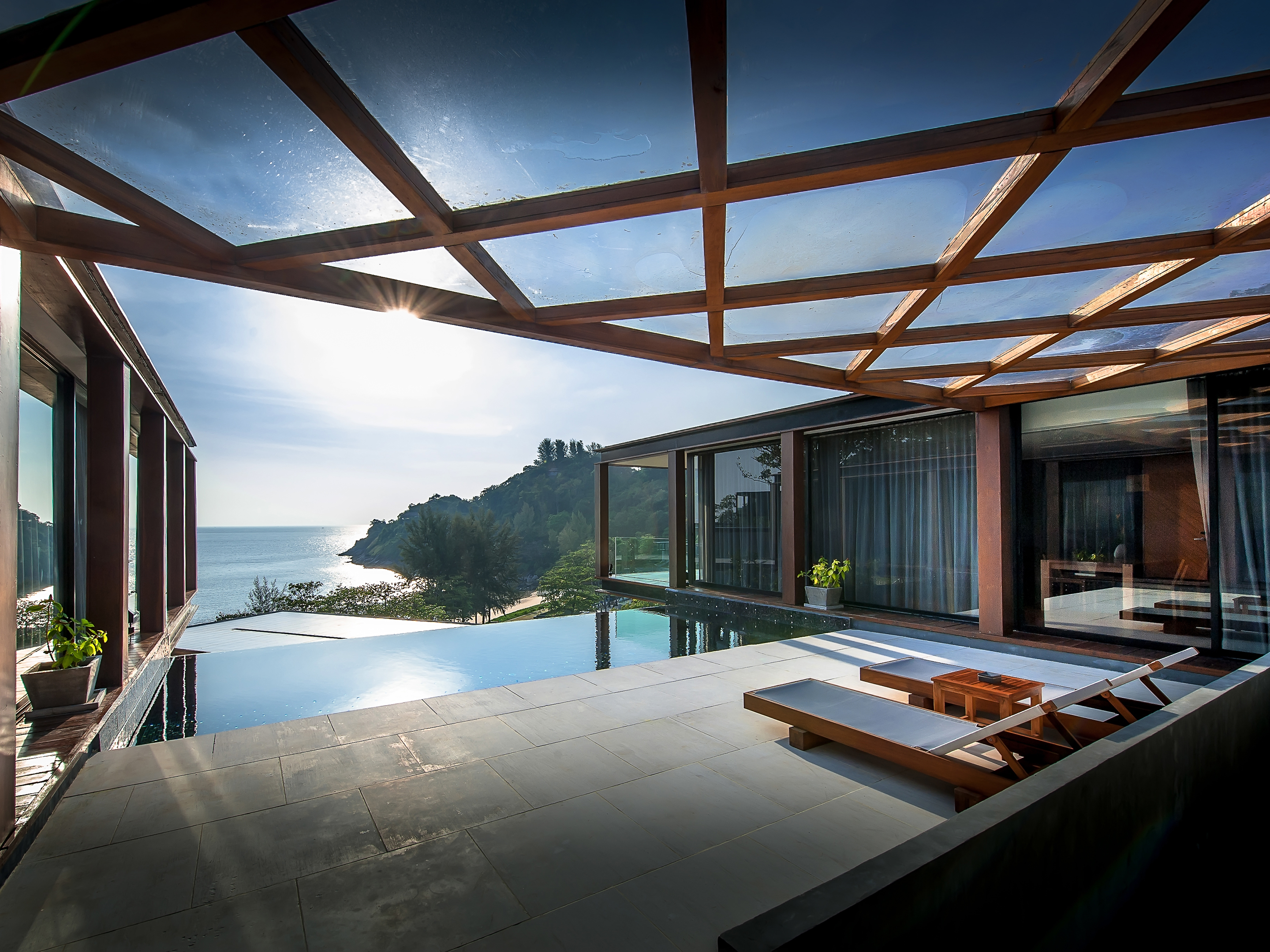 Rooms Suites At The Naka In Phuket Thailand