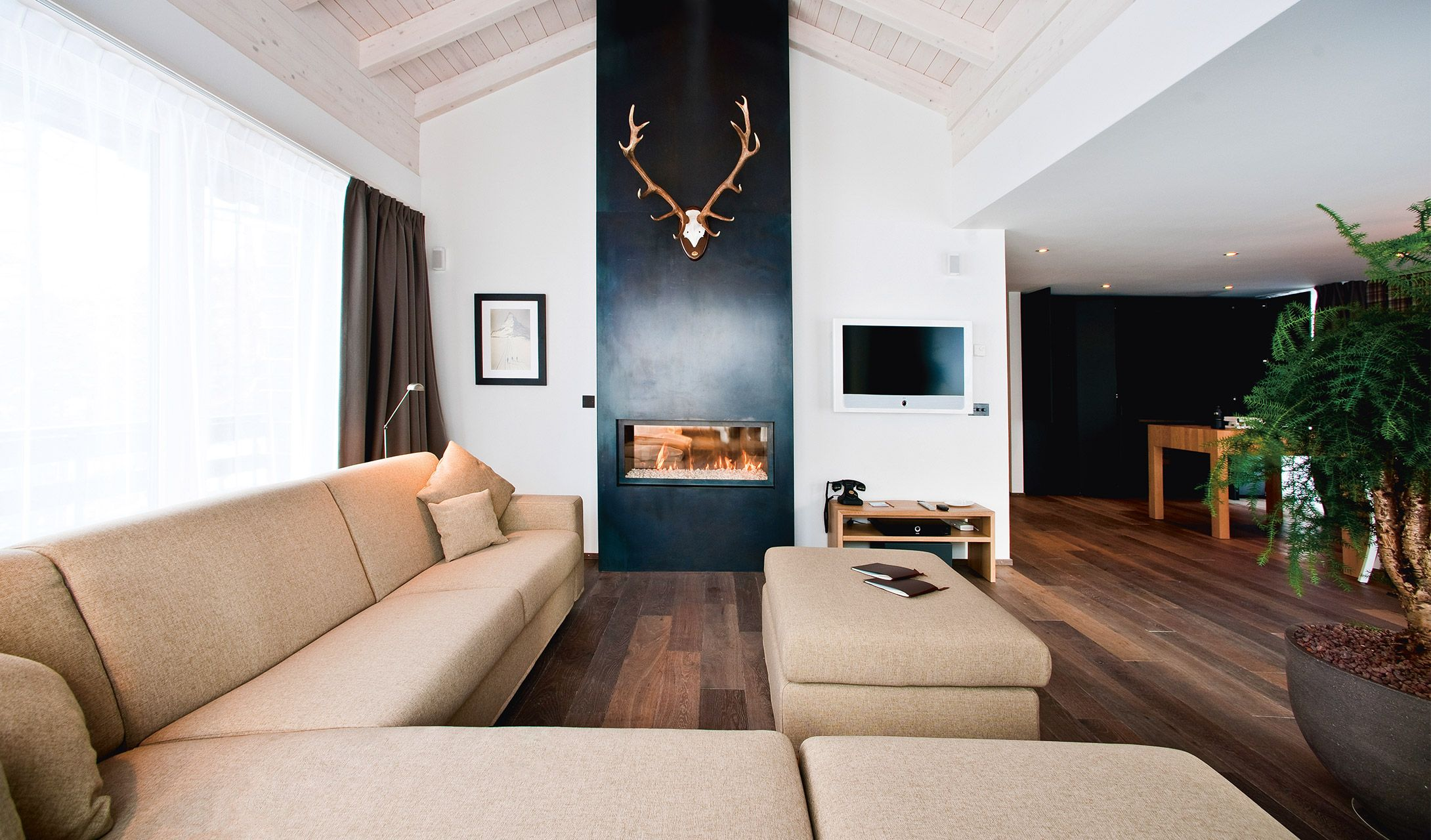 Cervo mountain boutique resort zermatt switzerland for Designhotel q