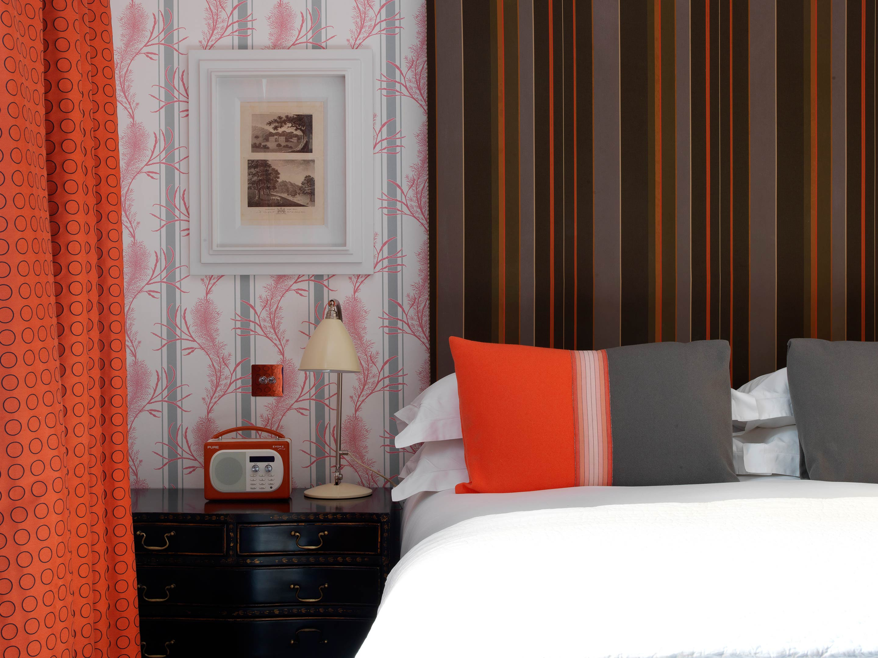 Rooms Amp Suites At Charlotte Street Hotel In London