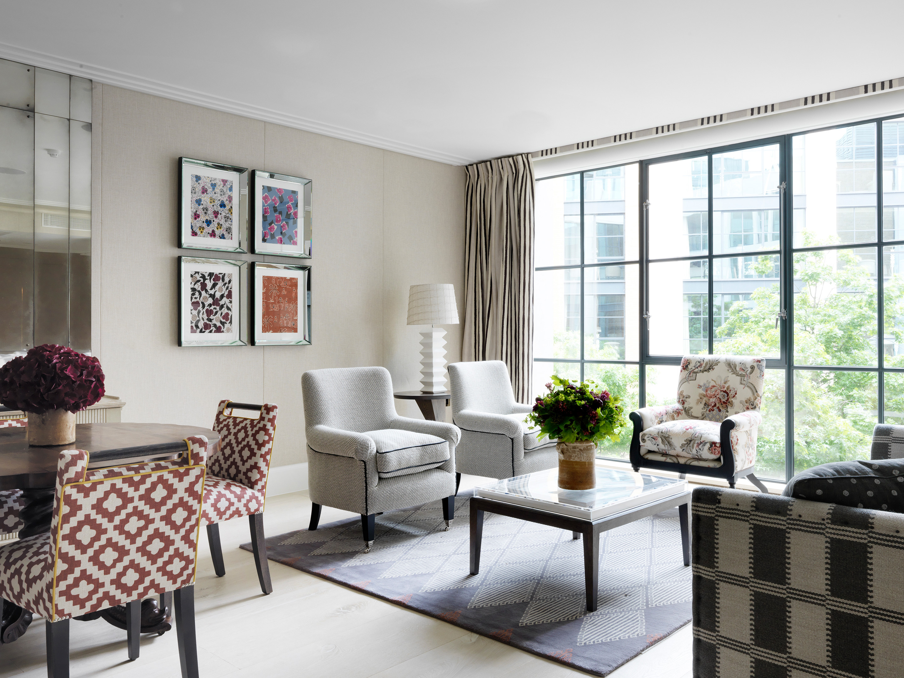 rooms suites at the ham yard hotel in london uk design hotels. Black Bedroom Furniture Sets. Home Design Ideas