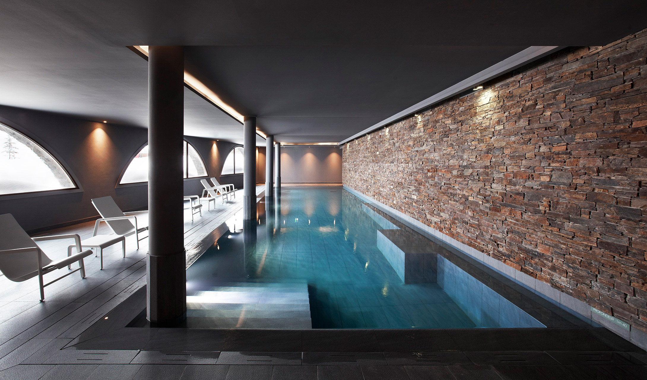 Le val thorens val thorens france design hotels for Hotel design france