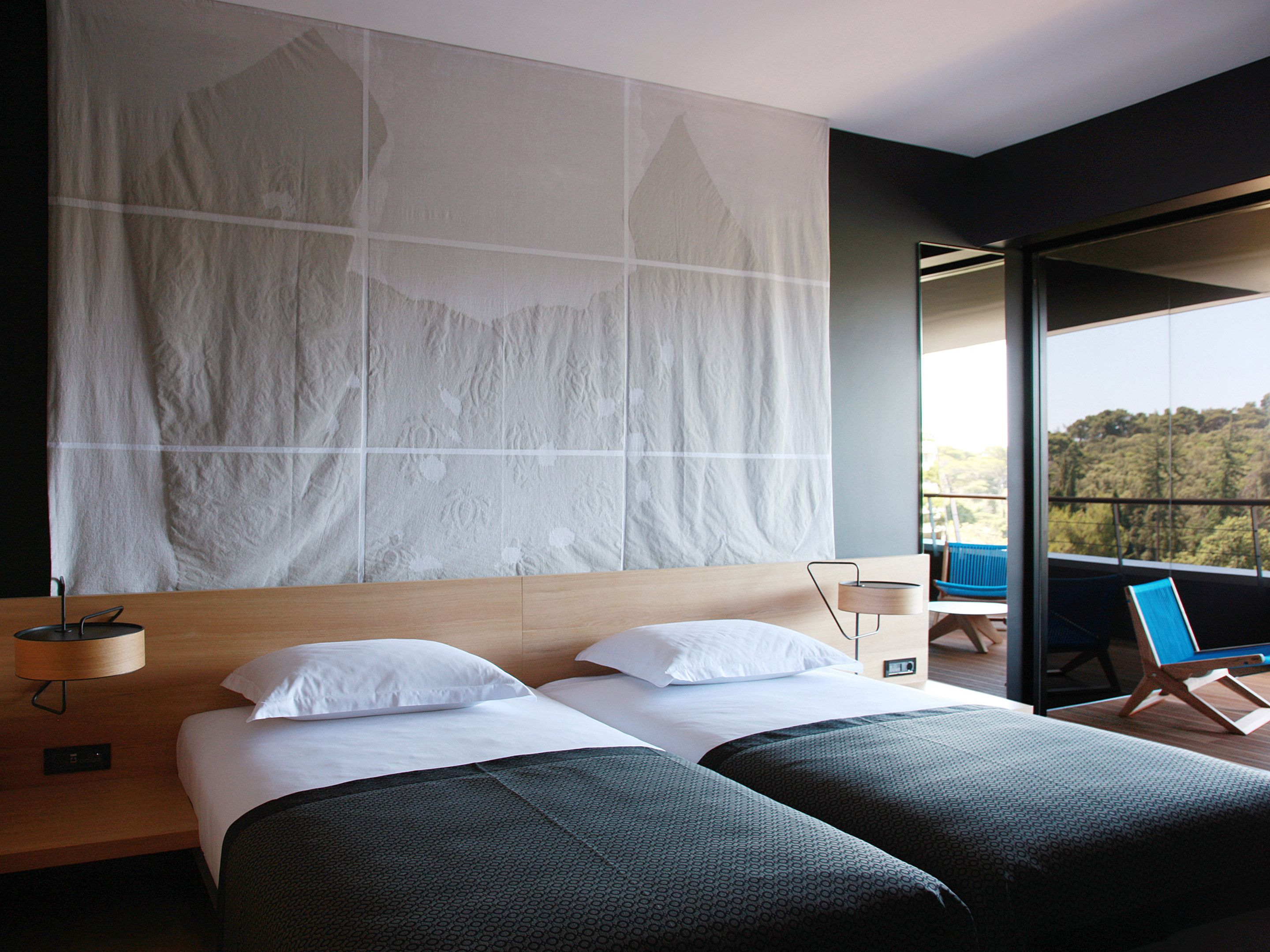 Rooms suites at hotel lone in rovinj croatia design for Designhotel q