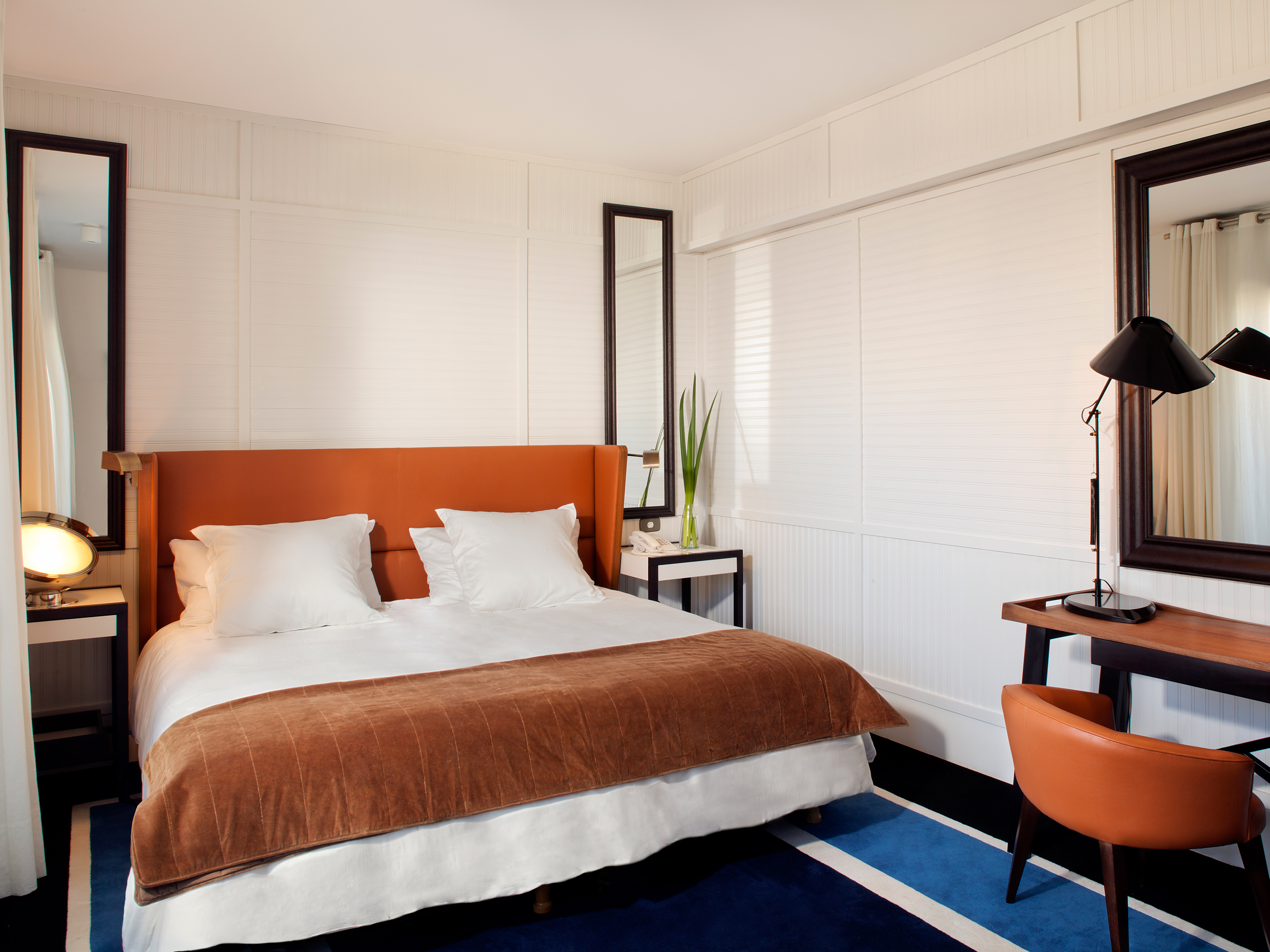 Rooms suites at hotel pulitzer in buenos aires design for Hoteles en buenos aires argentina