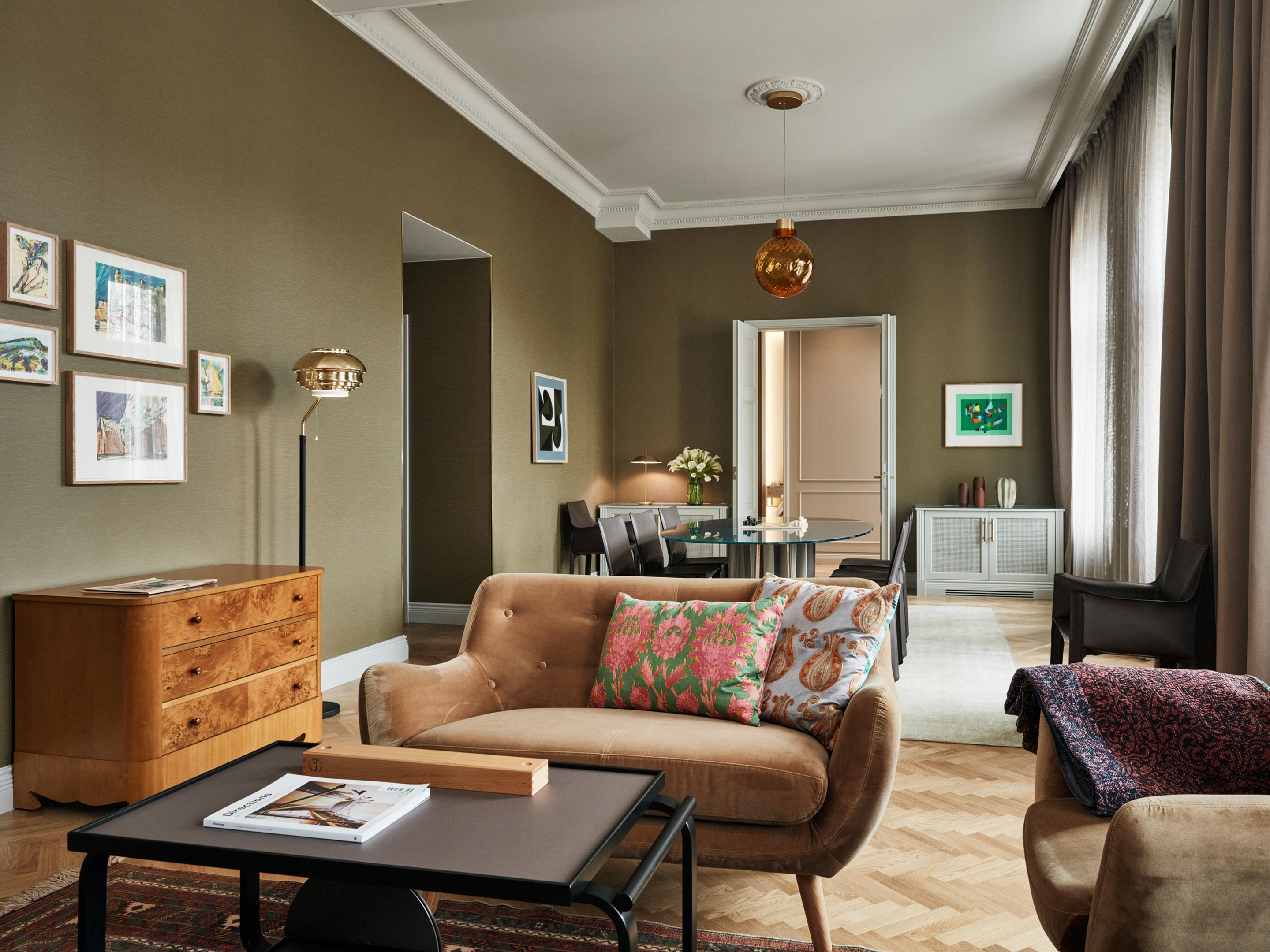 Exclusive Community Benefit - Hotel St. George – Design Hotels™