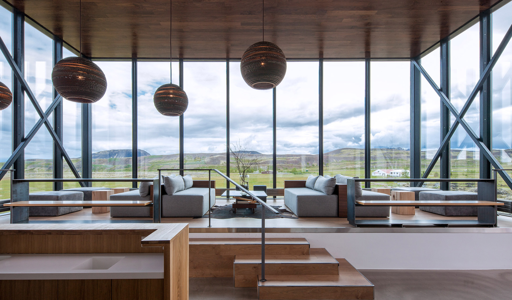 Ion luxury adventure hotel selfoss iceland design hotels for Designhotel q