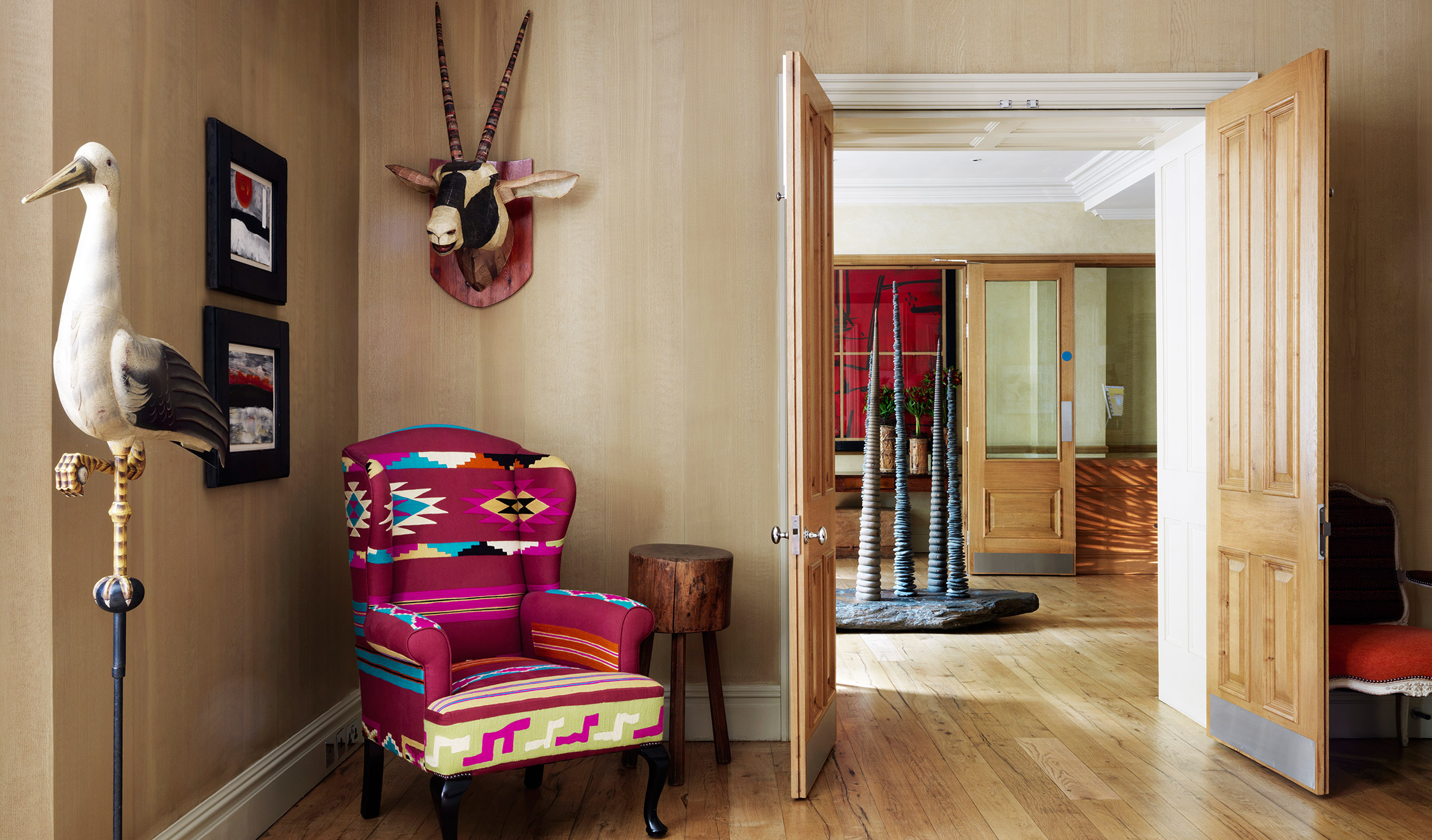 Knightsbridge hotel london uk design hotels for Designhotel q